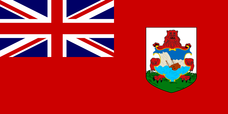 Bermuda Official Flag