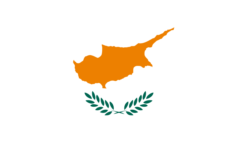 Cyprus Official Flag