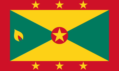 Grenada Official Flag