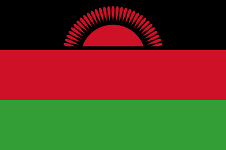 Malawi Official Flag