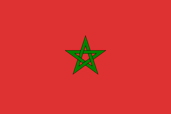 Morocco Official Flag