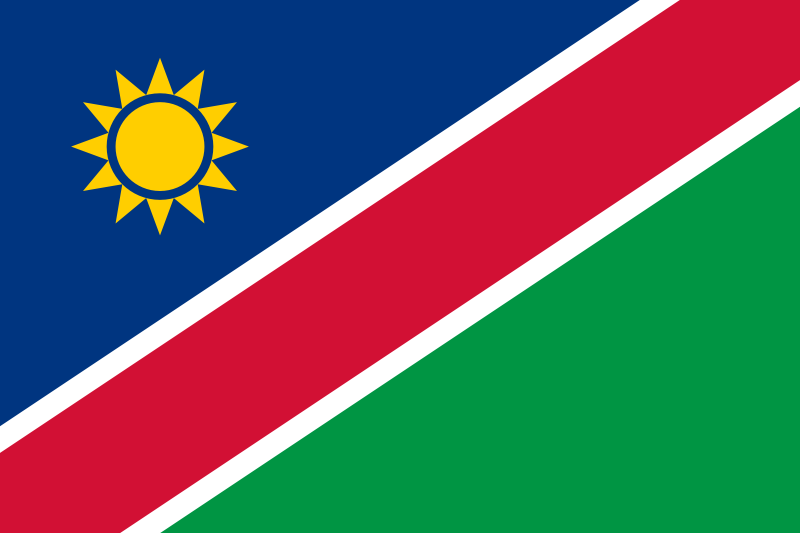 Namibia Official Flag