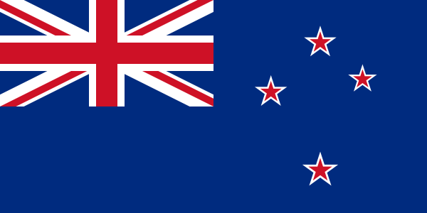 New Zealand Official Flag