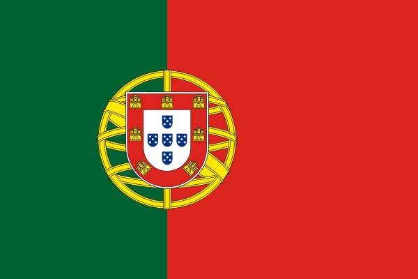 Portugal Official Flag