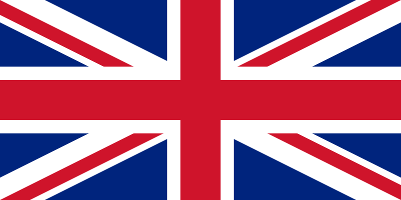 United Kingdom Official Flag
